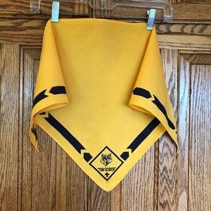 Accessories - Cub scouts neck tie